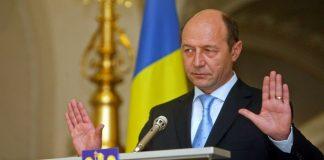 Traian Basescu la final de mandat