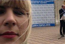 Elena Udrea Selfie Base