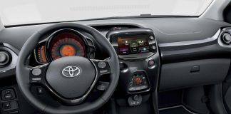 Mașina Toyota